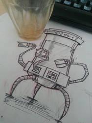 Coffeebot v1 sketch