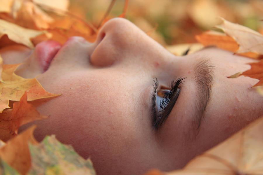 Autumn Portrait 2 by PoisonAgency