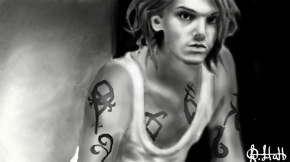 Jace Wayland/Jamie Campbell Bower by MysticElfProductions ...