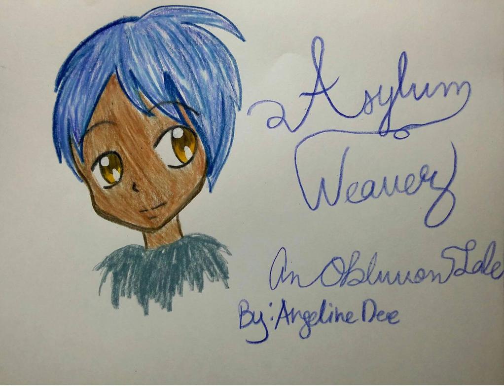 Oblivion Tale: Asylum Weaver Chibi #2 by AngelineDeeMG