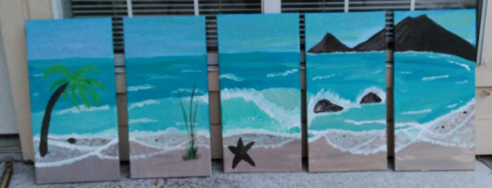 Ocean view by dizzygirllovesyou