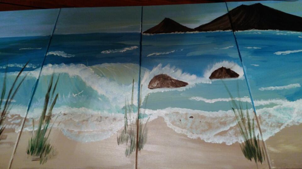 Ocean view 2 by dizzygirllovesyou