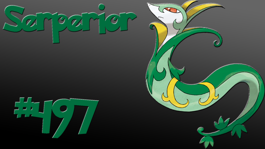 Image Gallery serperior wallpaper