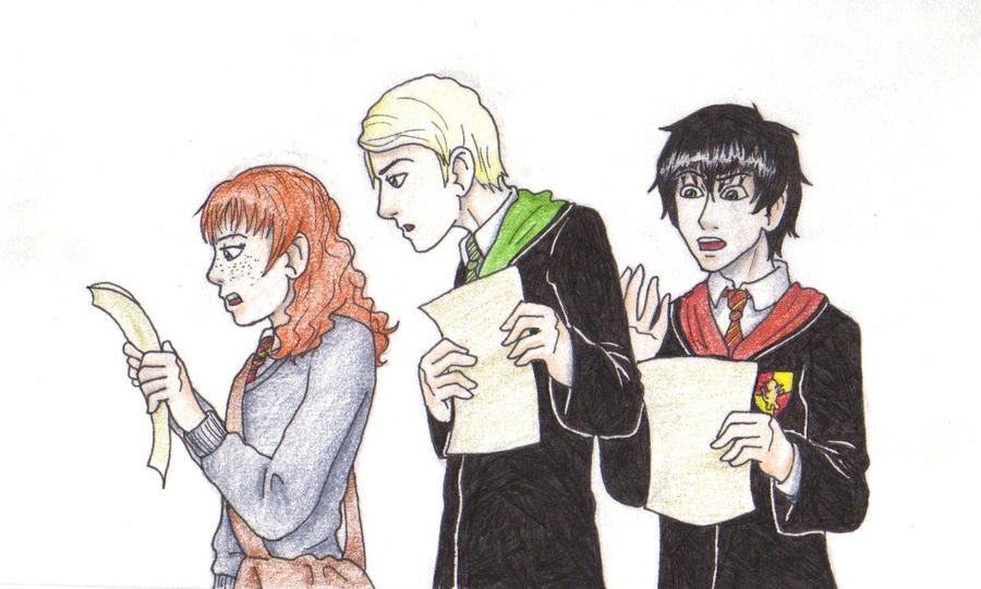 HP---Class Schedules by BrerBunny13