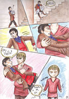 Merlin---Clumsy by BrerBunny13