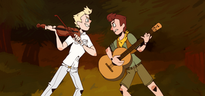 camp camp redraw redraw by vaqabond