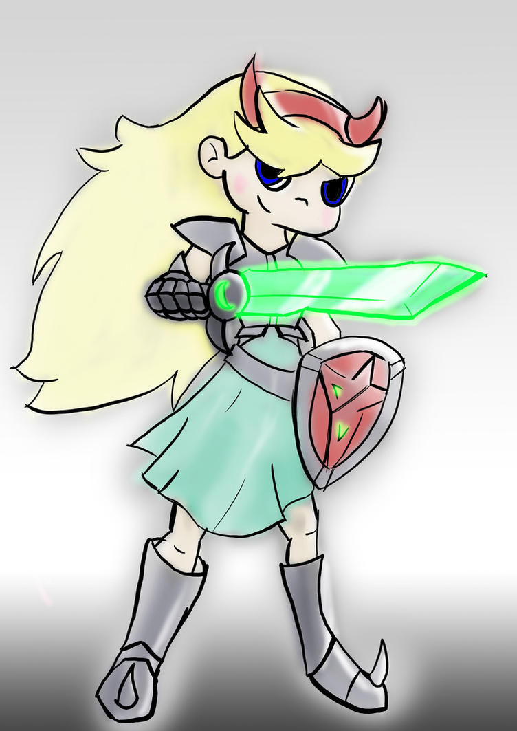 Star Doodle by PlayerError404