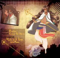 [UTOPIA] Brahim by Shirubani