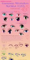 Manga Eye Tutorial For Beginners