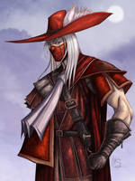 Red Mage by ExMile