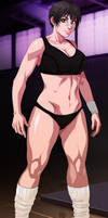 Ayane Tendou by ExMile
