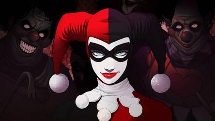 Harley Quinn : Send in the Clowns