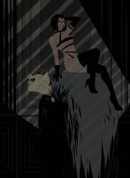 Raven: Woman is a Devil by ExMile