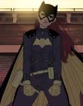 Batgirl: Tough