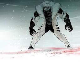 Sabretooth : On the Hunt