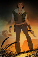Alice (Resident Evil -- Jacket Version)