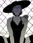 Raven: Sloth on a Goth