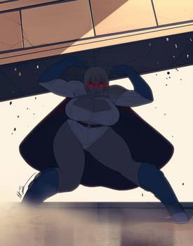Power Girl: Strength