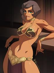 Suyin Beifong: That Darn Bikini