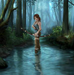 Reflections - Lara Croft Tomb Raider