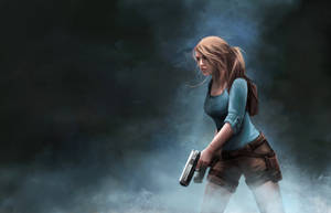 Explorer - Tomb Raider by Pencilsketches