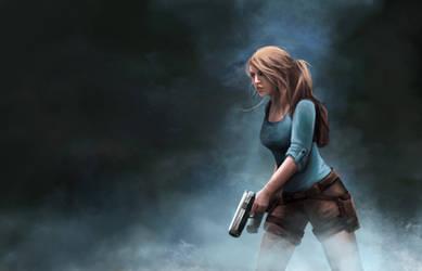 Explorer - Tomb Raider