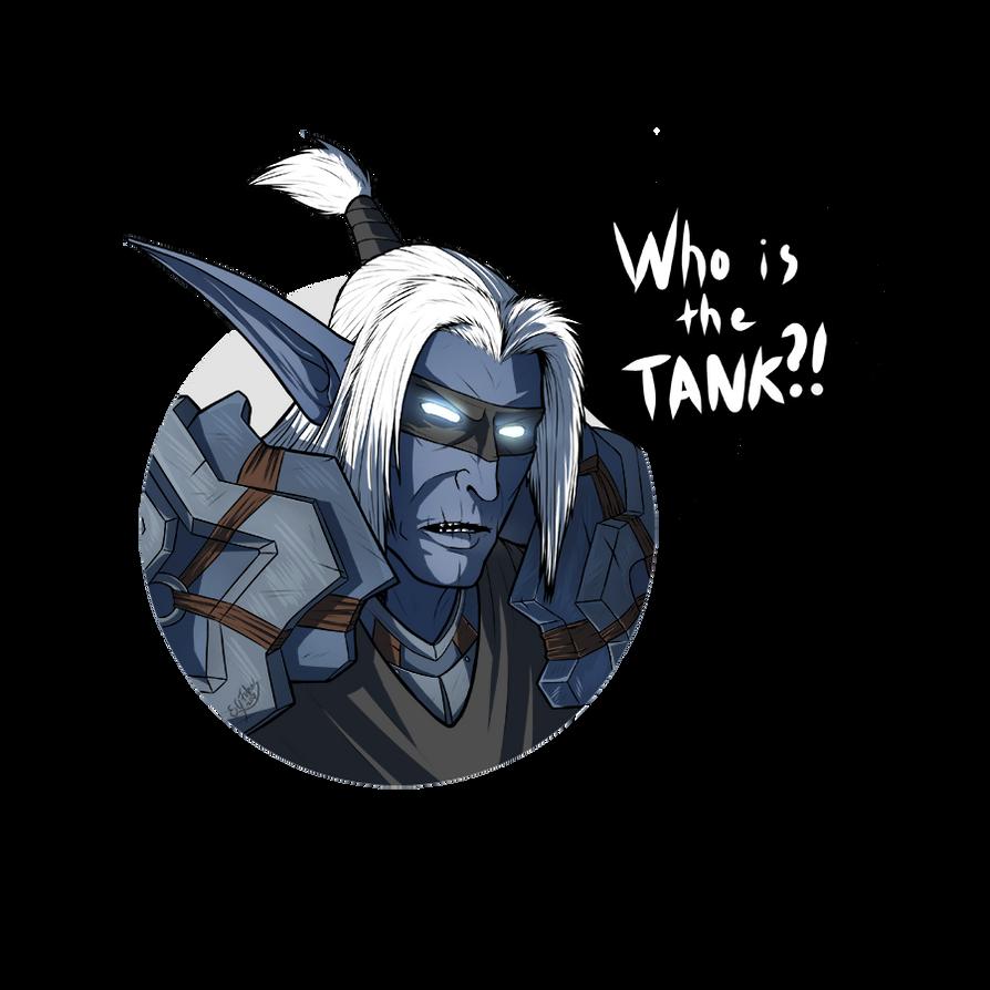 Ahaviel, the Frost Death Knight by Ezevin