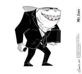 The 90's gang - the Shark