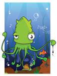 Munchie Squid