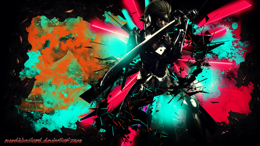 Metal gear rising raiden wallpaper 1920x1080 by nordicbastard voltagebd Image collections