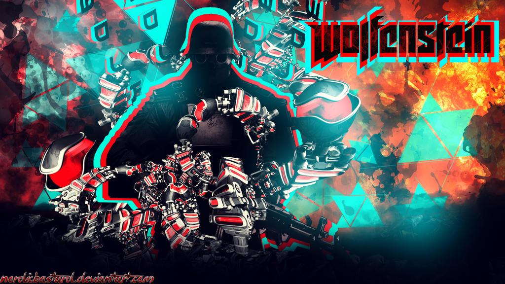 wolfenstein the new order wallpaper 1920x1080 by
