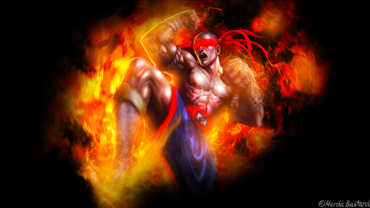 League of Legends 'Lee Sin' Wallpaper | 1920x1080 by ...