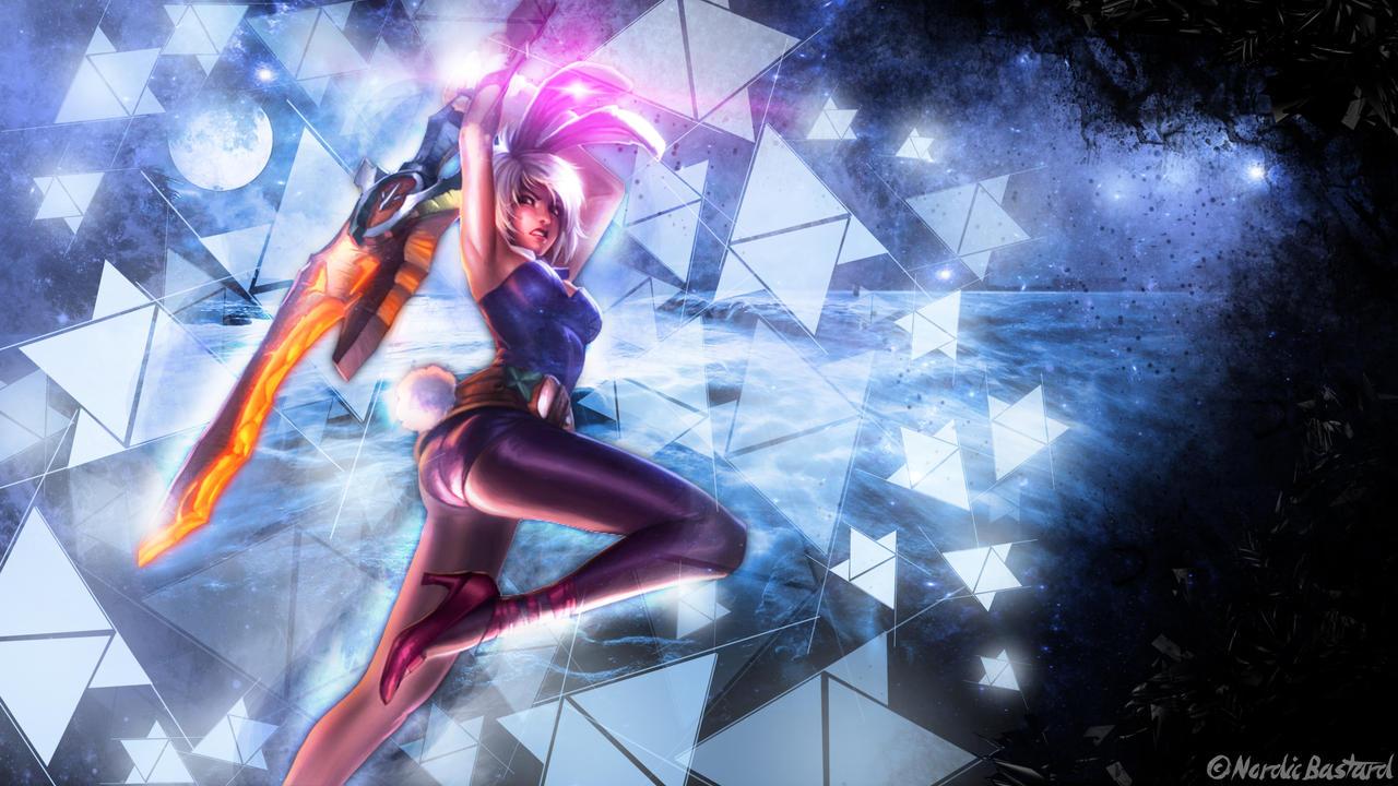 League Of Legends Riven 4k Wallpaper 3840x2160 By