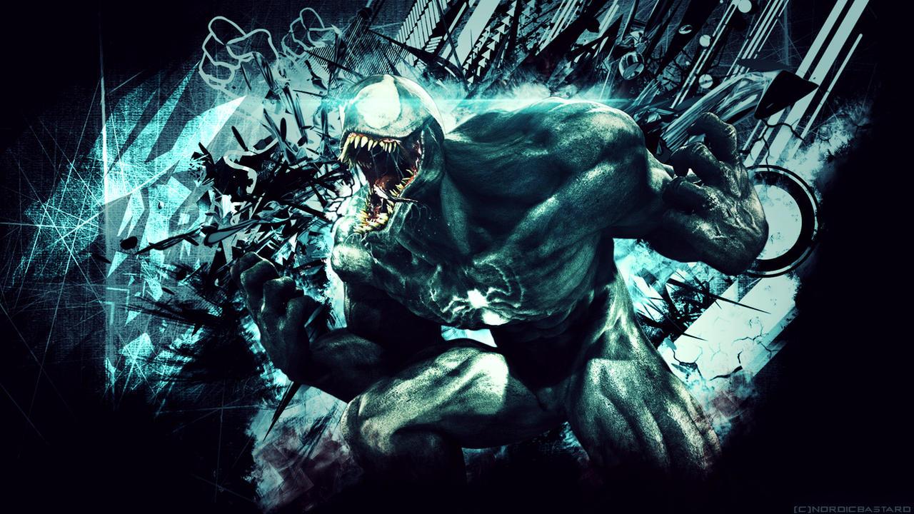 Marvel venom wallpaper 4k by nordicbastard on deviantart - Marvel hd wallpapers 4k ...