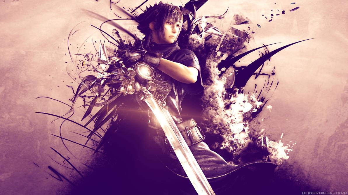 Noctis Final Fantasy Xv 4k Hd Games 4k Wallpapers: 4K By NordicBastard On DeviantArt