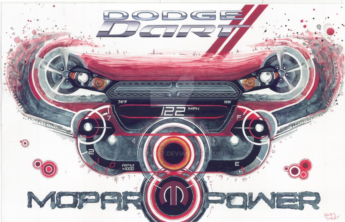 Dodge Dart - Traditional by Onieros357