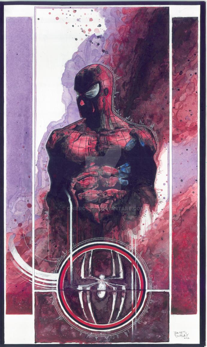 Spider-Man by Onieros357