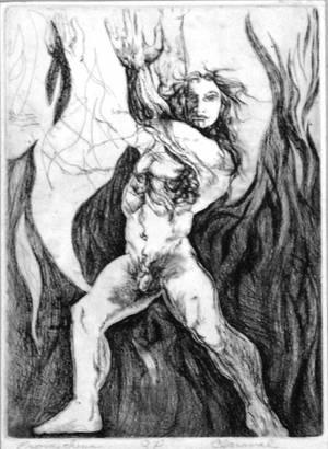 Prometheus by claraval