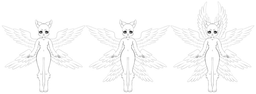 Traits Wings by PetPalaceAdopts