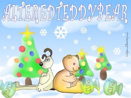 Honey I.D. by alteredteddybear