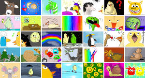 Doodles 2!! by alteredteddybear