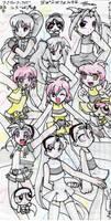 Powerpuff Girls BONANZA 2