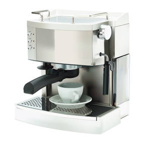 Espresso Machine Gradient Mesh