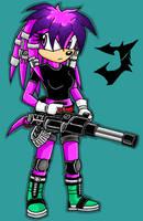 Julie-Su 3 pack Minigun by emichaca