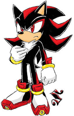 Shadow The Hedgehog The Dark
