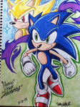 ..::Sonic The Hedgehog, Super Sonic::..