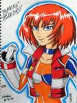 SEGA Burning Ranger 06