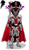 King Sombra Full Armor by emichaca
