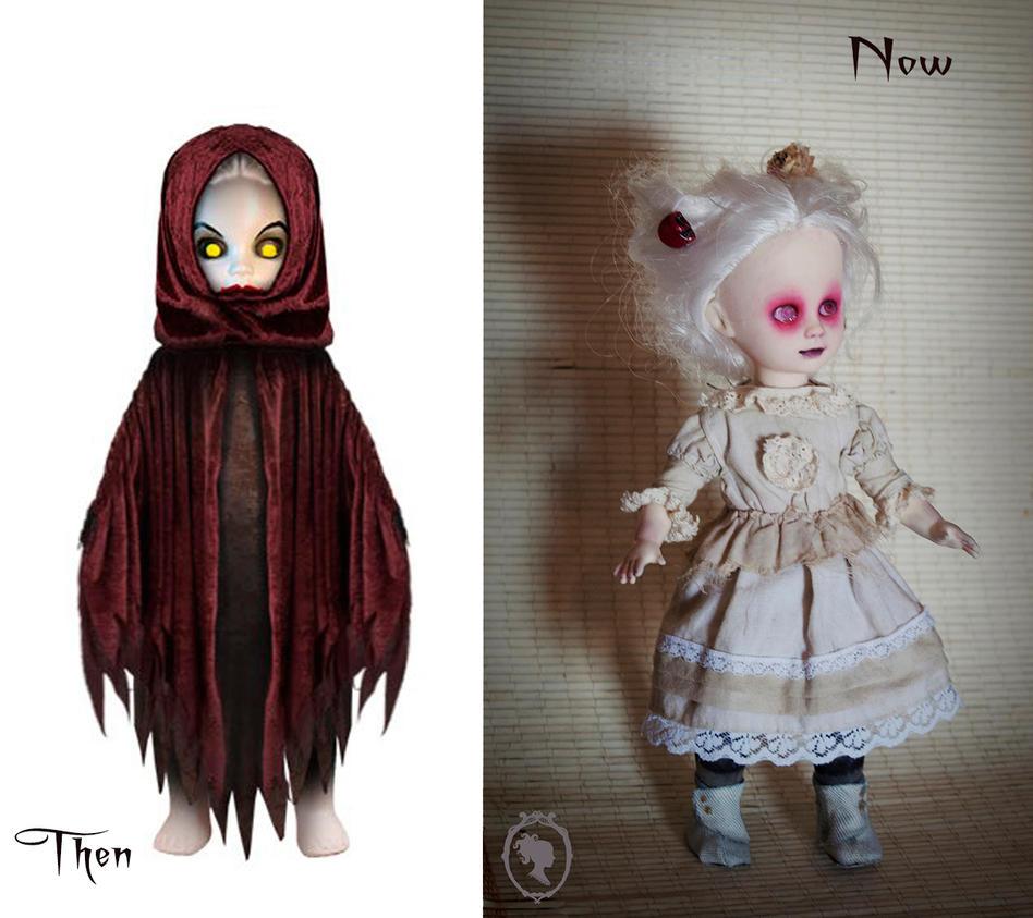 My new doll by AlyziaZherno