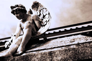 Cimitero Certosa, Bologna by NikyInBlack